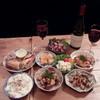 Cafe Chitoseya - 料理写真:ある日のコース料理