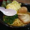 Raamemmansaku - 料理写真:豚骨醤油~味玉トッピング~☆