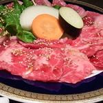 銀河離宮 - お肉たくさん(・∀・)