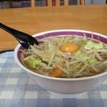 蓬莱 - チャンポン大盛り(700円)