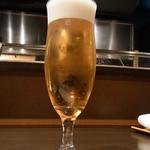 17909813 - 乾杯の生ビール♪
