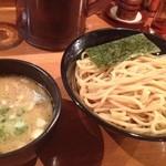 麺創房 越山 - つけ麺中盛