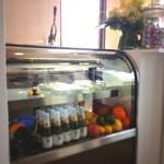 望陀餃子楼 - カフェ利用の際には、自慢のスイーツもお楽しみ下さい