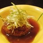17911441 - 湯葉の揚げだし豆腐