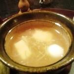 17911442 - スッポンのスープ