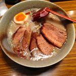 辛しや - 【チャーシューメン…900円】2013/3