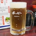 加賀廣 - ドリンク写真:2013.3 生ホッピー(473円)