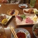 魚田 - 全部美味しい…!
