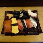いさ美寿司 - にぎり大