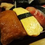 いさ美寿司 - いなり、玉子