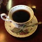甲子苑 - ホットコーヒー