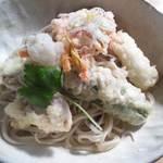 蕎麦庵陶然 - 料理写真:アップ