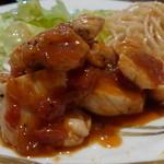 ニース - 若鶏アメリケーヌソース