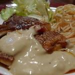 ニース - 白身魚(天然真鯛)ソテー