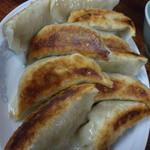 昇龍 - ブリブリ大きな餃子!