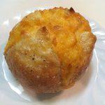 パン ドゥ ジュジュ - 2013.3. チェダーチーズのパン