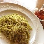 ラ パデリーナ - ジェノベーゼ。美味しかった!