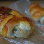 どんぐり - 料理写真:ほにゃららパン