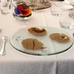 グリルうかい - 飾り皿