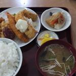 お食事処 菊水 - 日替わり定食