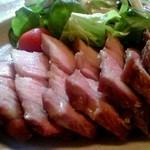 旬菜美酒 庫楽 - 美しきホエー豚たち
