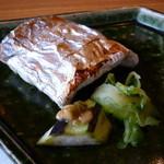料理屋くおん - ☆太刀魚の塩焼き☆