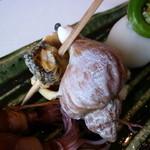 料理屋くおん - ☆つぶ貝もおつですね☆