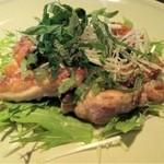マギーズ - 2013.2.13 鶏の塩焼き680円