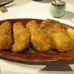 呑蔵 - 牡蠣フライ