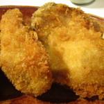 呑蔵 - 牡蠣フライUP