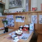 豆腐茶屋 佐白山のとうふ屋 - 2012年7月。暑いのでソフトクリーム食べに寄りました(^^)