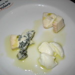 ボラーレ - チーズ盛り合わせ