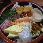 1793054 - 海鮮丼の拡大写真