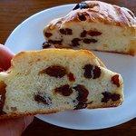パン香房 キャビン - ぶどうパン