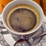 サザンラウンジ - セットのコーヒー