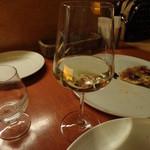 ニセコピザ - 白ワイン