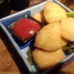 炭火焼鳥家 ちきちき - ささみチーズフライ