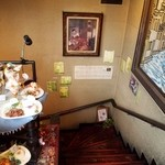 MJB珈琲店 - 階段を降りて地下へ