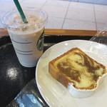 スターバックス・コーヒー - Coffee&Espressoケーキラテ、アイスカフェラテ