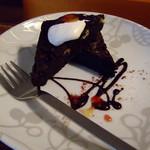 センダイコーヒー - チョコレートケーキ(チャーリー#9)