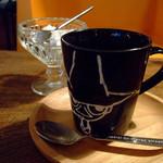 センダイコーヒー - ホットコーヒー