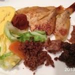 17933407 - 2013.3.19(火)7時から朝食バイキング和食が美味しい(^_^)v