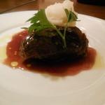 17935137 - 牛ホホ肉の赤ワイン煮込み