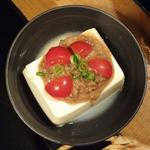 しゃぶしゃぶ 温野菜 - フォアグラ&胡麻だれ豆腐