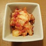 しゃぶしゃぶ 温野菜 - キムチ