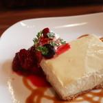 anea cafe - チーズケーキ