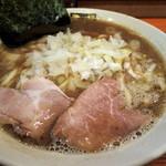 濃菜麺 井の庄 - 魚香麺(680円)