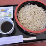 四季春秋 華 - 料理写真:『 もりそば  \700 』