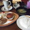 びっくりドンキー - 料理写真:日替わりランチ627円