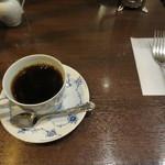 椿屋珈琲 - ブレンドコーヒーです。